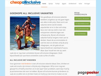 Cheapallinclusive.nl