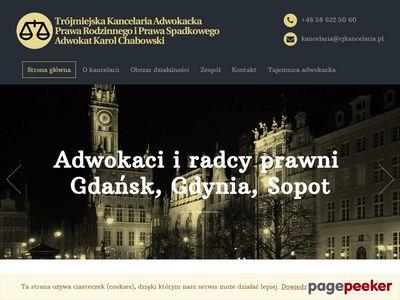 Adwokat Radca prawny Gdynia