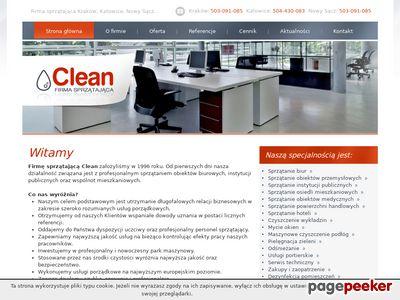 Firma Sprzątająca Kraków