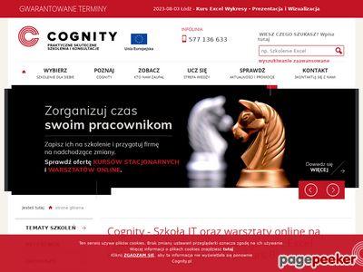 Kurs Excel w Krakowie