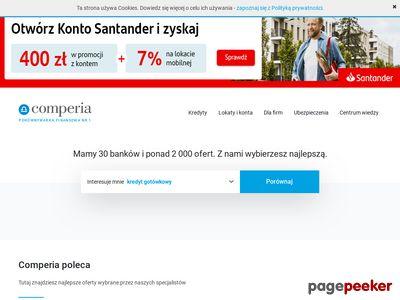 Centrum kredytowe Comperia.pl