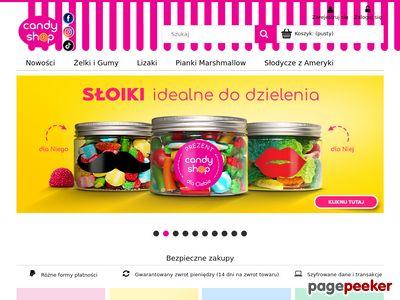 COSSLODKIEGO.COM.PL słodycze z Wielkiej Brytanii