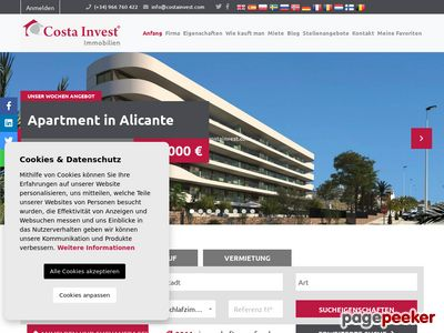 Costa Invest Playa Flamenca