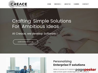 Software Developing Company | Creace