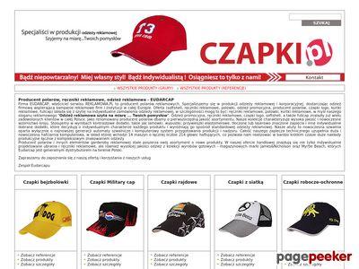 Czapki.pl - Czapki z napisem