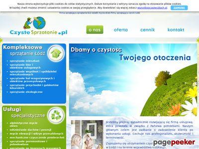 Firmy sprzątające Łódź