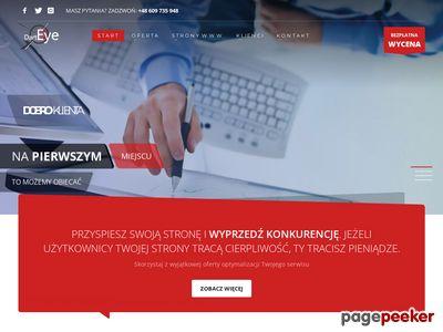 Pozycjonowanie firmowe Śląska