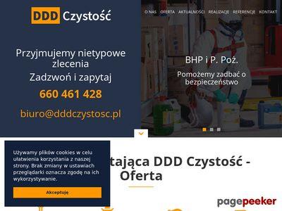 Deratyzacja Kraków