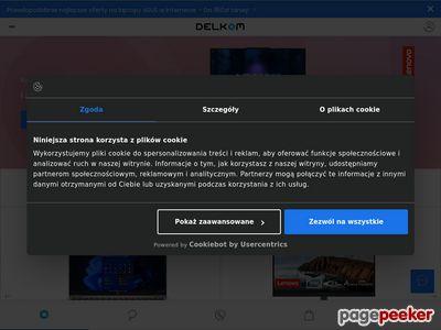 Delkom.pl - laptopy i tablety