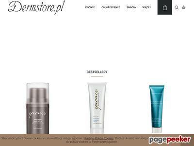 dermstore.pl - makijaż mineralny, dermokosmetyki