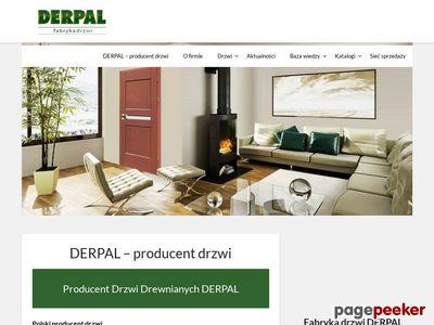 Drzwi drewniane - Fabryka drzwi Derpal