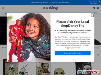 Disney Store - Star Wars