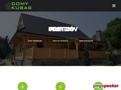 Budowa domków letniskowych - www.domy-kubas.pl
