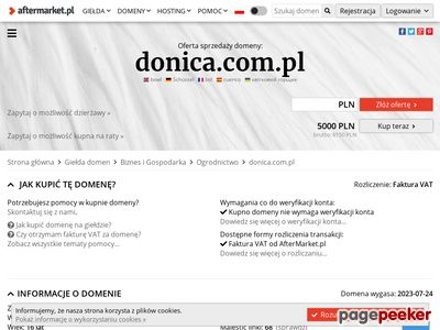 Donice