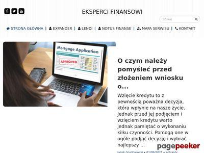 Doradcy finansowi Kraków
