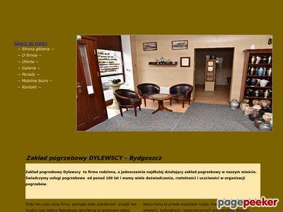 Zakład pogrzebowy Bydgoszcz