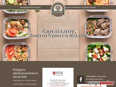 Restauracja Szczecin - elglobo.com.pl