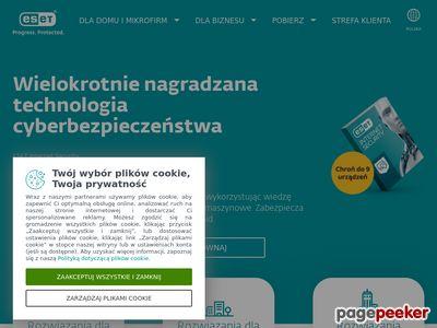 Program antywirosuwy dla serwerów firmowych
