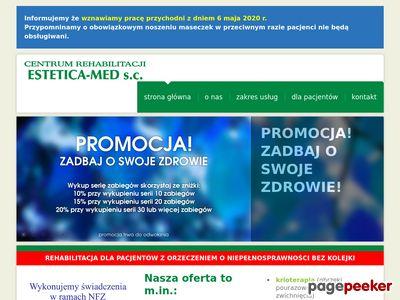 Krio w Warszawie w ramach NFZ - ESTETICA-MED