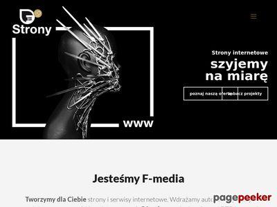 Tworzenie stron internetowych Sklepy internetowe Warszawa