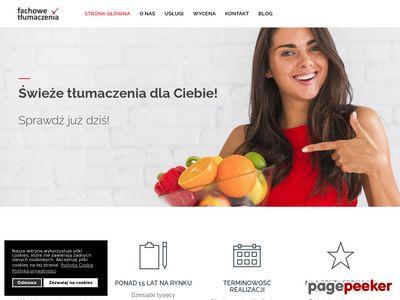 Tłumaczenia Poznań - Fachowe Tłumaczenia