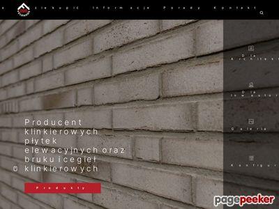 Płytka elewacyjna - www.feldhaus.pl