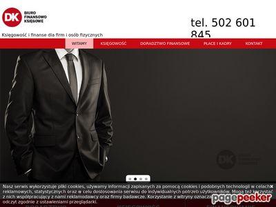 Biuro Finansowo-Księgowe DK