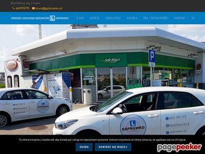 Nauka jazdy Gdańsk