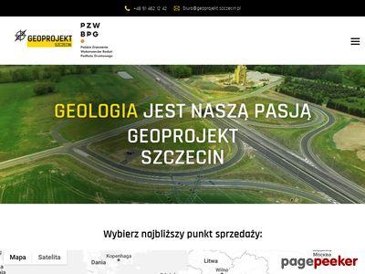 GEOPROJEKT Usługi geotechniczne