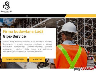 Usługi remontowe Łódź