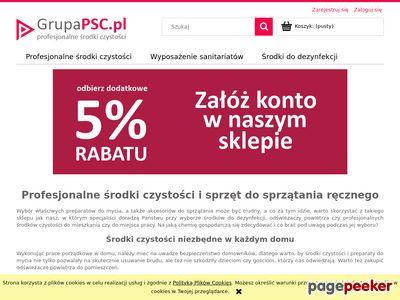 GrupaPSC - środki czystości