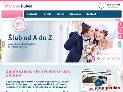 Grupaslubeo.pl - wesele