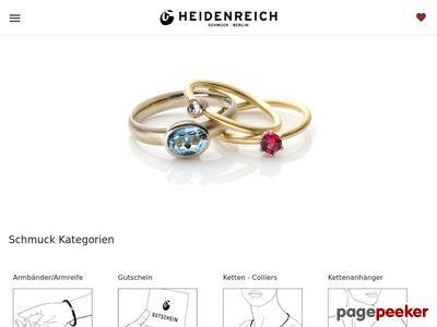 Heidenreich Schmuck Berlin in 10435 Berlin