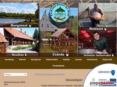 Ócsárd - H&H Carpio Halászati Kft.