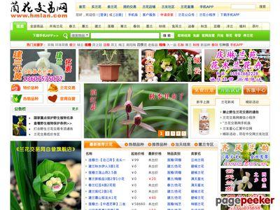 中国兰花交易网