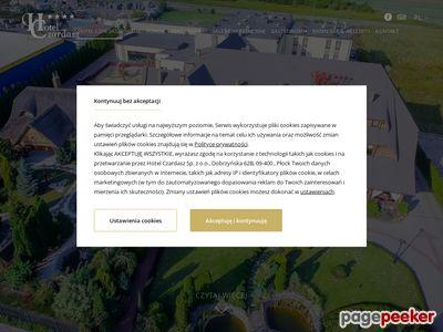 Hotel Płock Czardasz**** luksusowy hotel