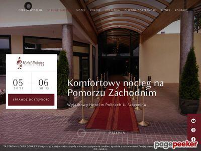 Hotel w Szczecinie - www.hoteldobosz.eu