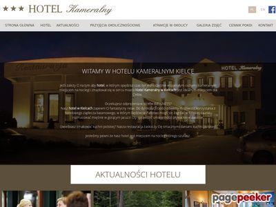 Hotele Kielce - Hotel Kameralny