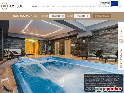 Noclegi - Hotel Smile