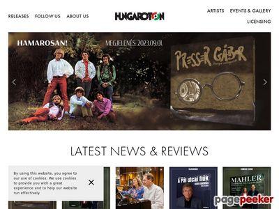 Hungaroton Records
