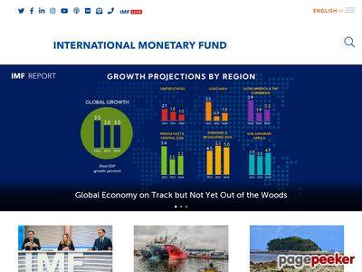 International Monetary Fund(国际货币基金组织)