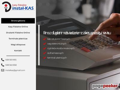 Instal-KAS s.c. Kasy Fiskalne