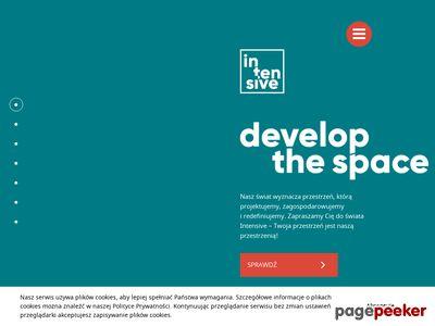 Www.intensive.com.pl - Agencja reklamowa Poznań