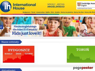 Inthouse.pl szkoła językowa