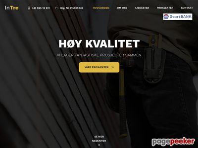 Intre - norweska firma remontowo-budowlana