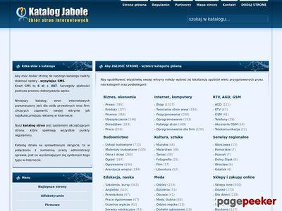 Katalog Jabole