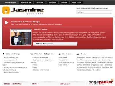 Moderowany Katalog SEO Jasmineguinness.com