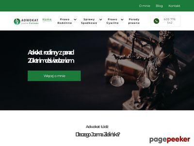 Kancelaria Adwokacka Adwokat Joanna Zielińska
