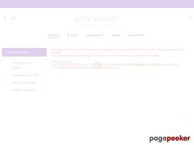 Urządzenia kosmetyczne - tanio