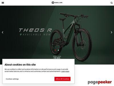 Rower górskie - Kellys Bike
